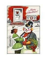vintage greeting cards depicting african americans jpg 192x255